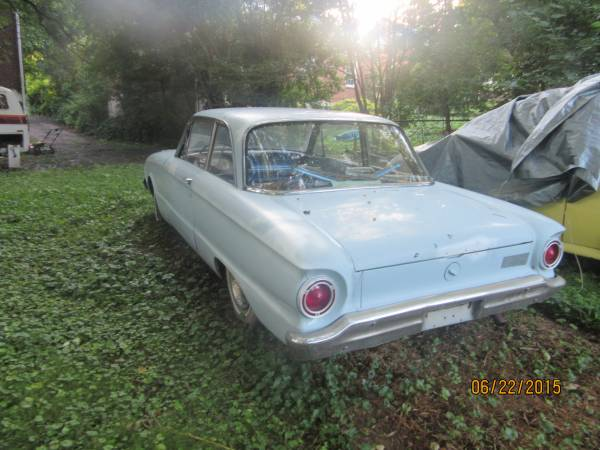 1960 Ford Falcon 2DR Coupe 144 CI V6 Auto For Sale in ...