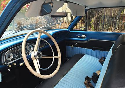1962 Ford Falcon 2DR Deluxe V6 200 Auto For Sale in ...