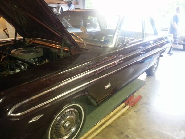 1965 Ford Falcon 2 Door 302 V8 Auto For Sale in Kent, WA