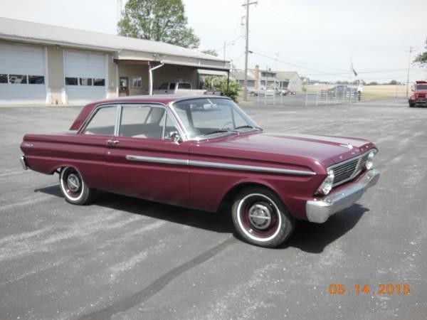 1965 Ford Falcon 2 Door 170ci V6 C4 Auto For Sale in ...