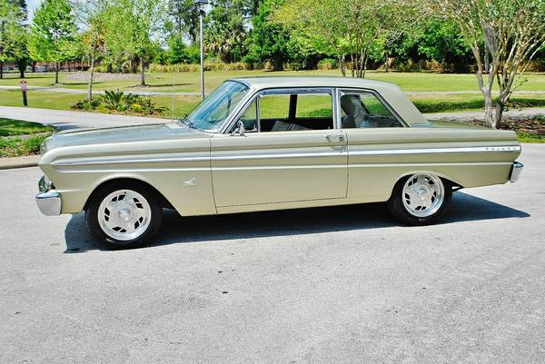 1965 Ford Falcon 2 Door Straight 6 Auto For Sale in New ...