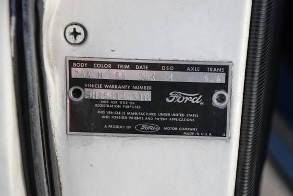 1965 Ford Falcon Convertible V8 Auto For Sale in Walla ...