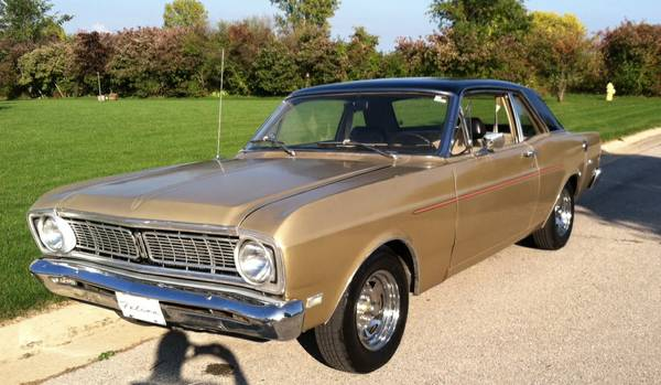 1969 Ford Falcon 2DR Coupe V6 Auto For Sale in Monroe, MI