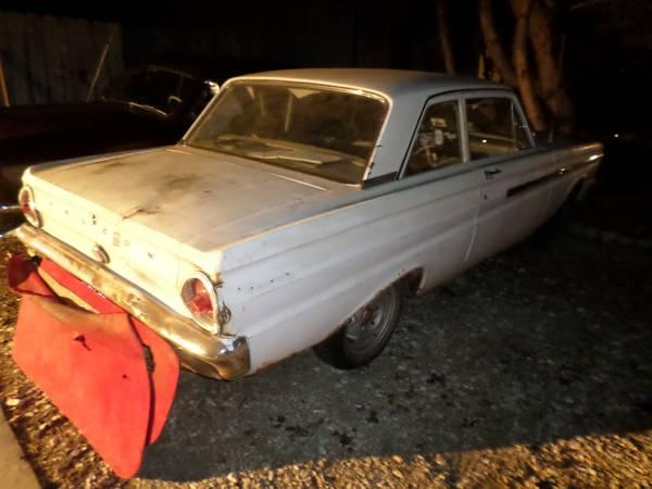 1965 Ford Falcon 2DR Sedan Auto For Sale in Longmont, CO