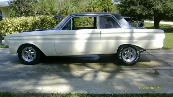 1965 Ford Falcon 2DR Sedan 289 V8 Auto For Sale in ...