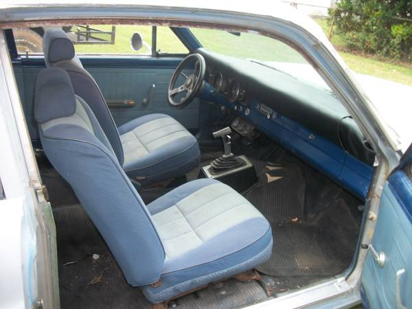 1967 Ford Falcon 2DR V8 Auto For Sale in Gulfport, MS