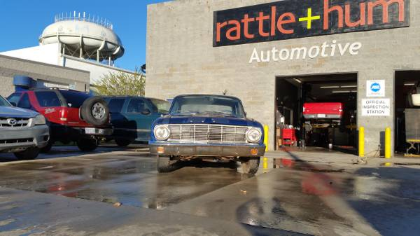 1963 Ford Falcon Sedan V6 Auto For Sale in Winston-Salem, NC