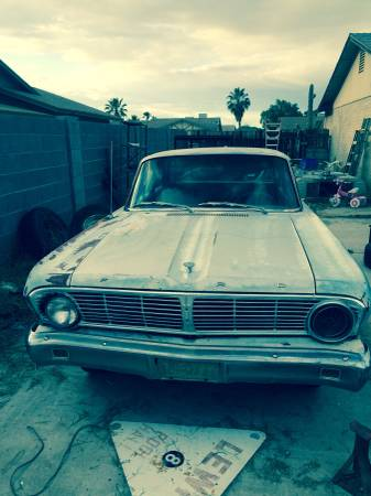 1965 Ford Falcon 2DR Coupe V6 Auto For Sale in Peoria, AZ