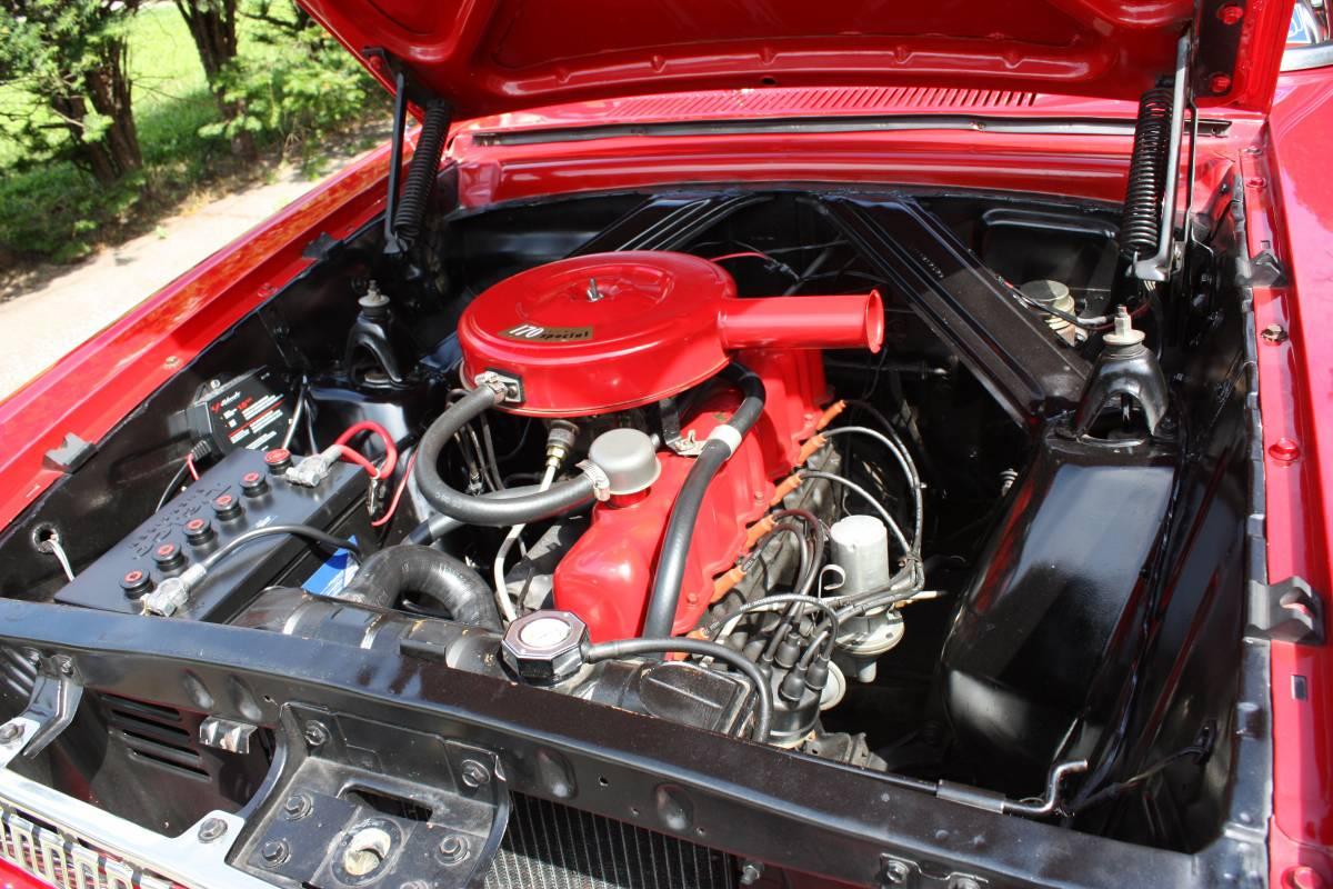 1962 Ford Falcon Squire Wagon 170ci V6 Auto For Sale In
