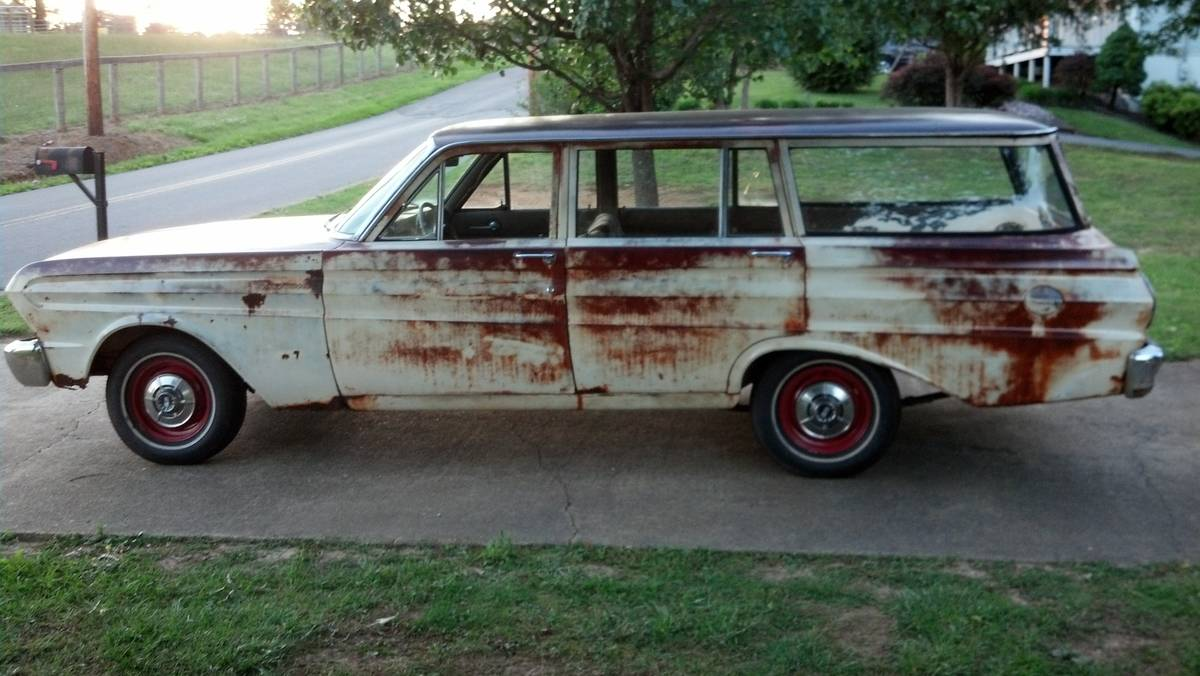 1964 Ford Falcon Wagon V6 Automatic For Sale in ...