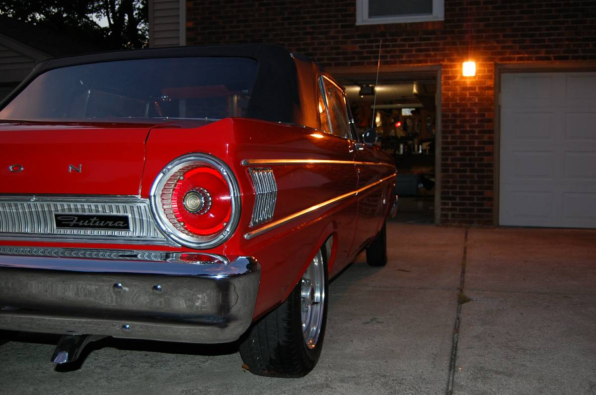 1964 Ford Falcon 2DR 260 V8 Automatic For Sale in ...