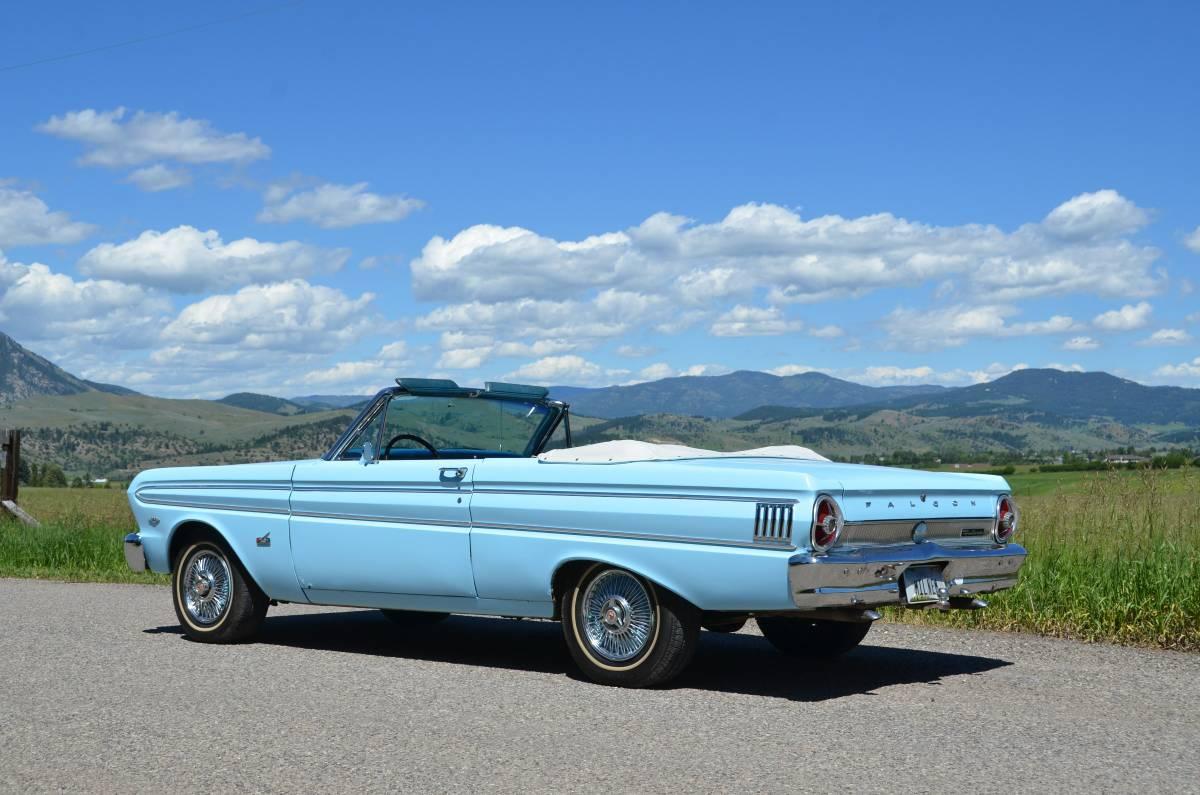 1964 Ford Falcon Futura Convertible For Sale in Bozeman, MT