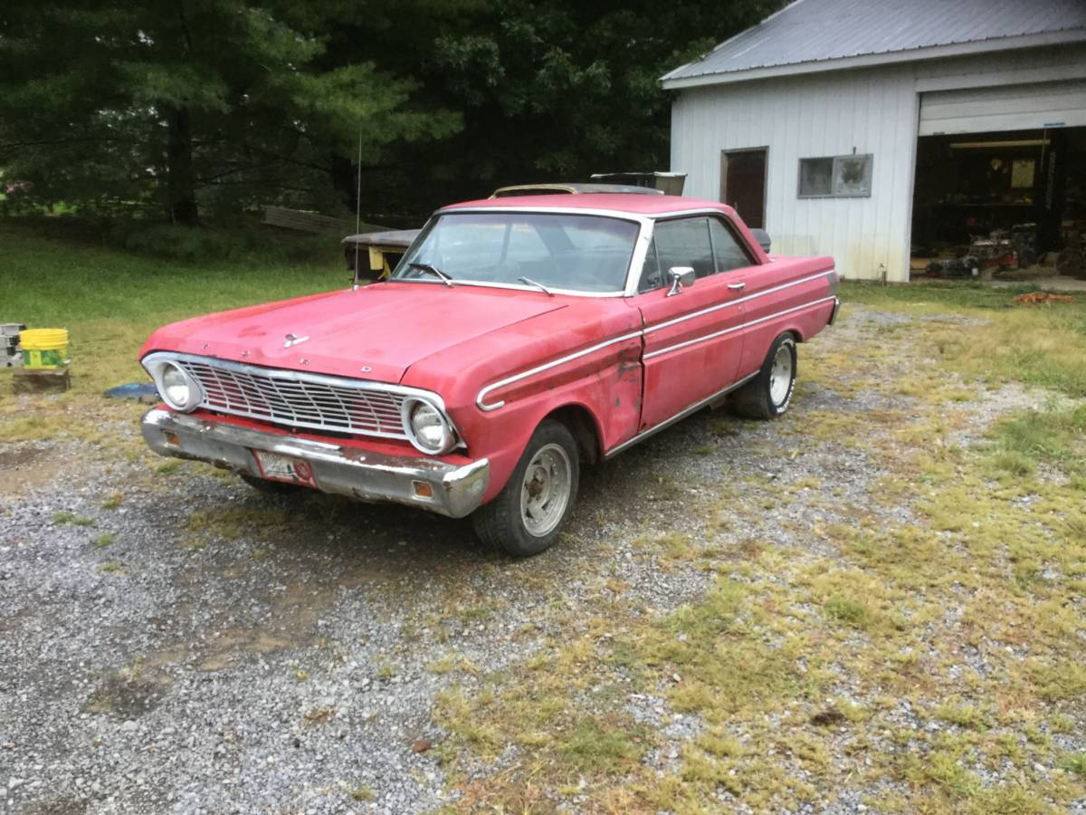1964 Ford Falcon Sprint Two Door For Sale in Cullman, AL