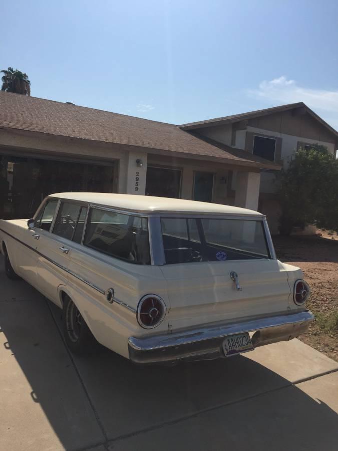 Craiglist Phoenix Az >> 1964 Ford Falcon Station Wagon 302 V8 Auto 4dr For Sale in Mesa, AZ