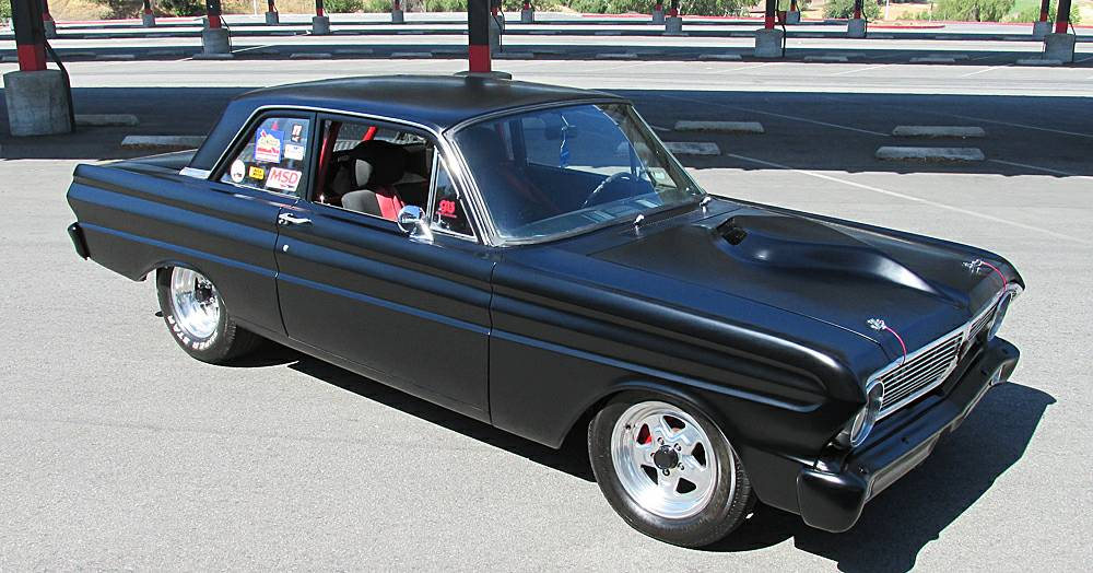 1965 Ford Falcon Pro Street 302 Small Block For Sale