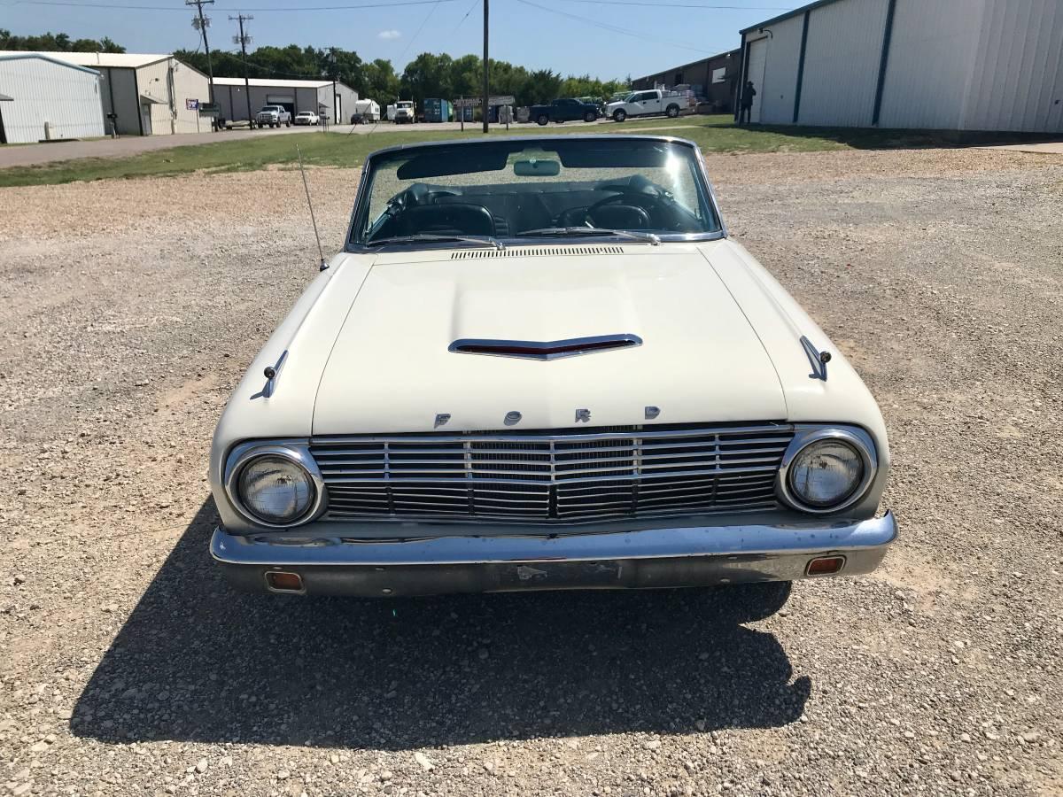 1963 Ford Falcon Convertible V8 Auto For Sale in Sherman, TX