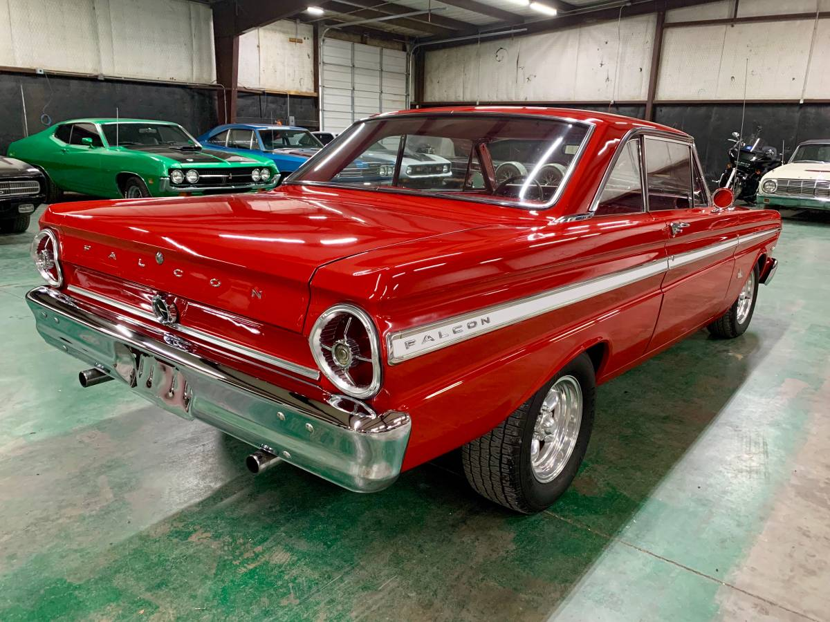 1965 Ford Falcon 2DR 302 Manual For Sale in Sherman, TX