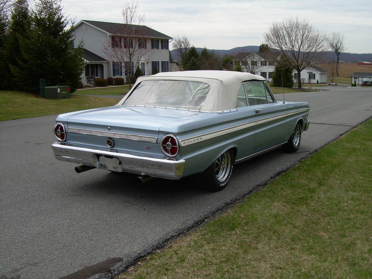 1965 Ford Falcon Convertible V8 Manual For Sale in Telford, PA