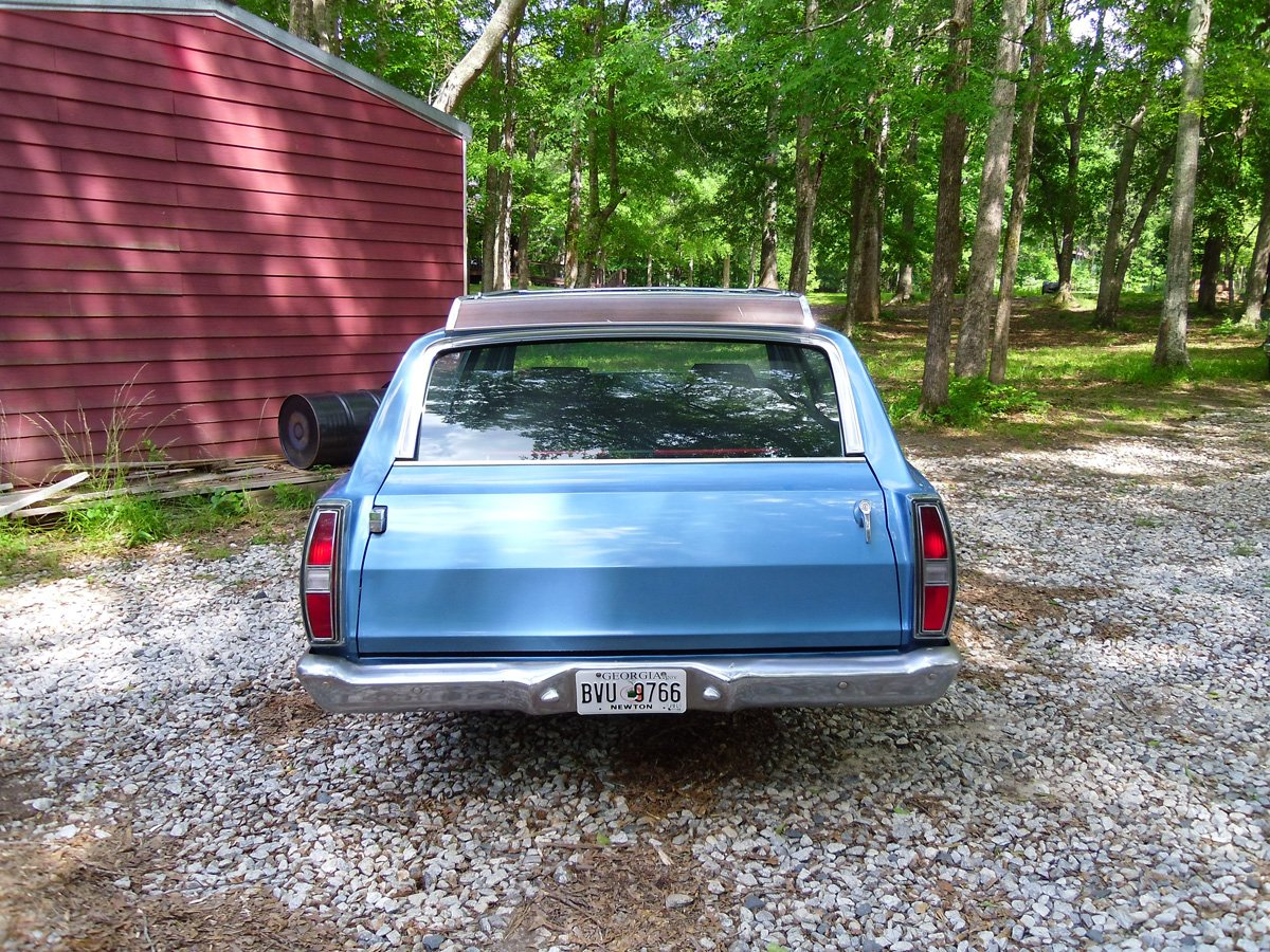 1970 189 Ford Falcon Station Wagon 302 V8 3spd For Sale In