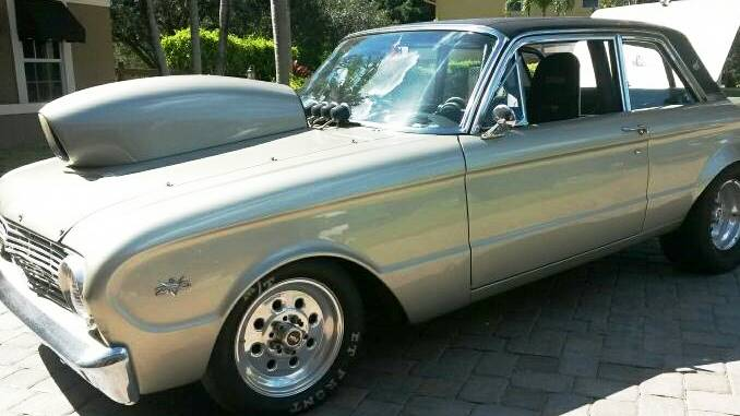 1963 Ford Falcon 2DR Coupe 302 8cyl Automatic in Pompano ...