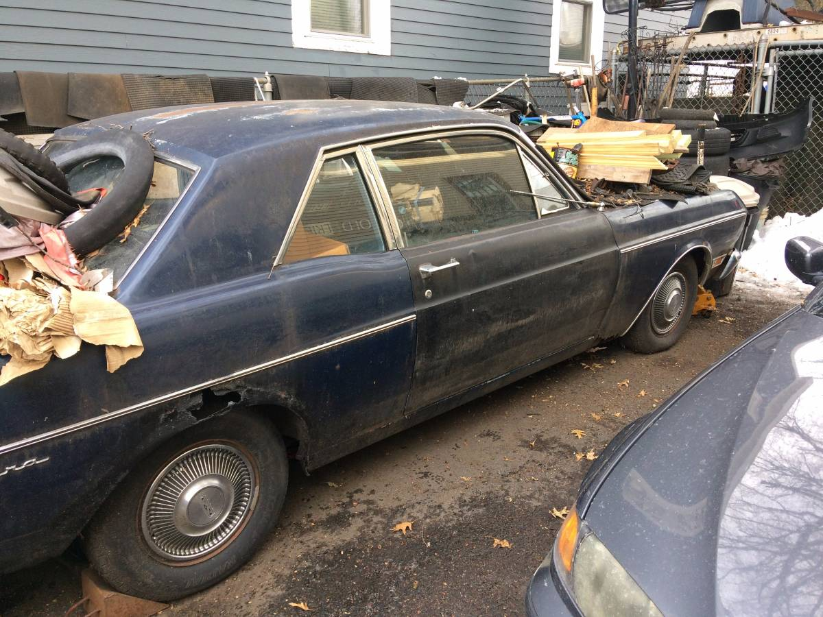 1968 Ford Falcon 2DR Project 6cyl For Sale in Boston, MA