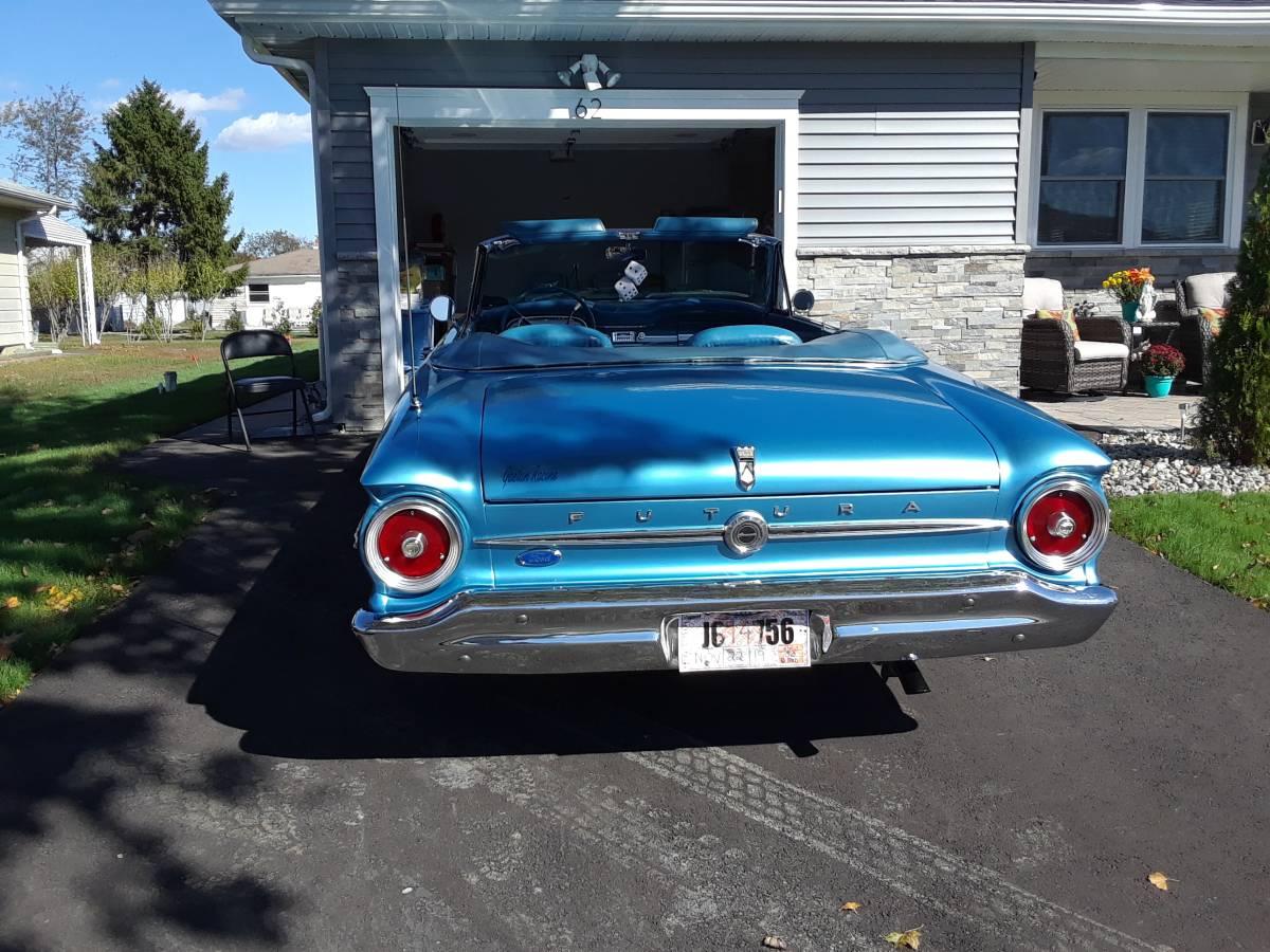 1963 Ford Falcon Convertible V8 Auto For Sale in Toms ...
