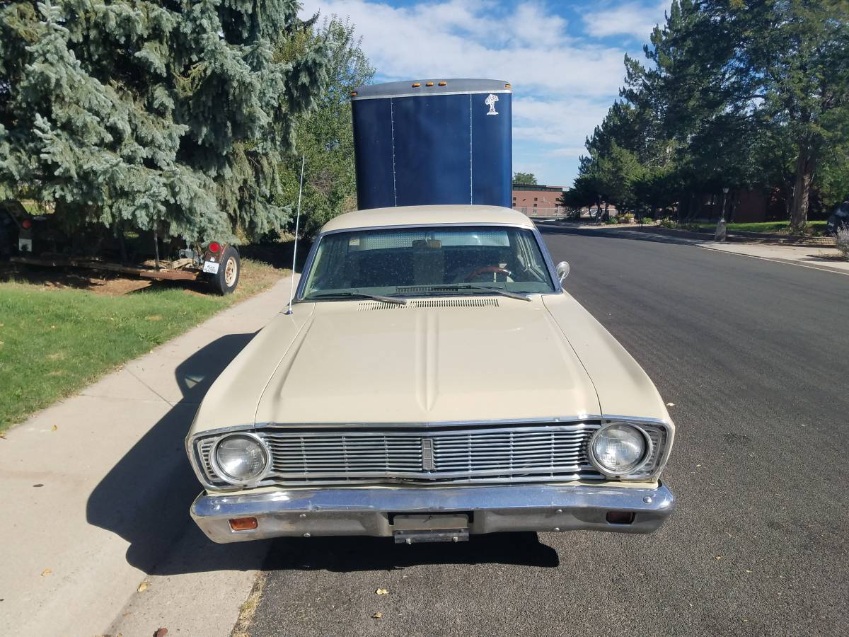 1966 Ford Falcon 2DR Coupe 289-V8 Auto For Sale in ...