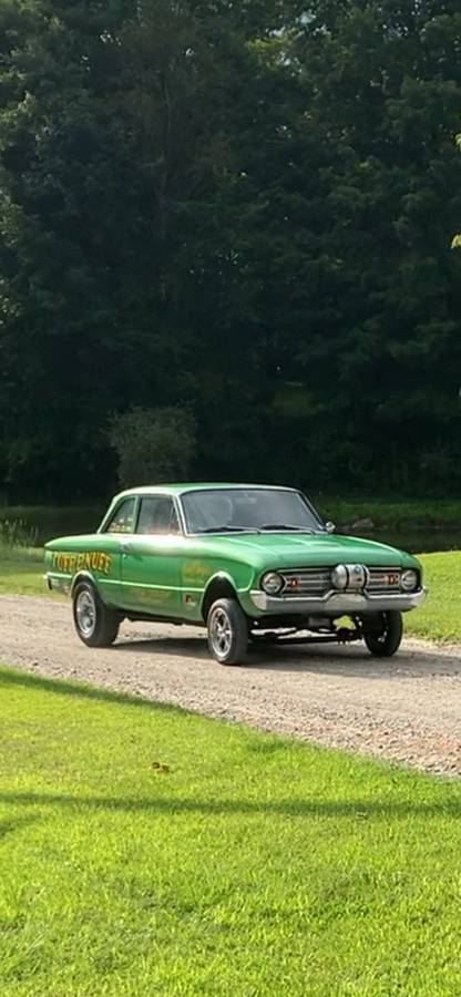 1960 Ford Falcon 2DR Gasser V8 Auto For Sale in East ...