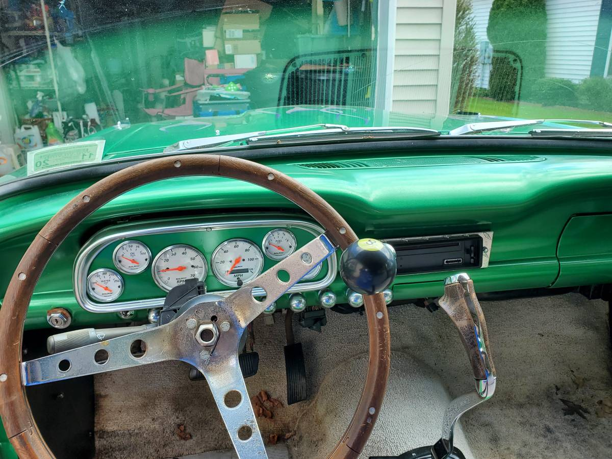 1962 Ford Falcon Station Wagon Manual For Sale in ...