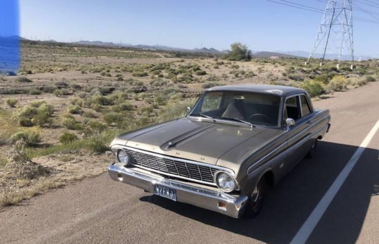 1964 Ford Falcon 2DR Sedan 6cyl Auto For Sale in Peoria, AZ