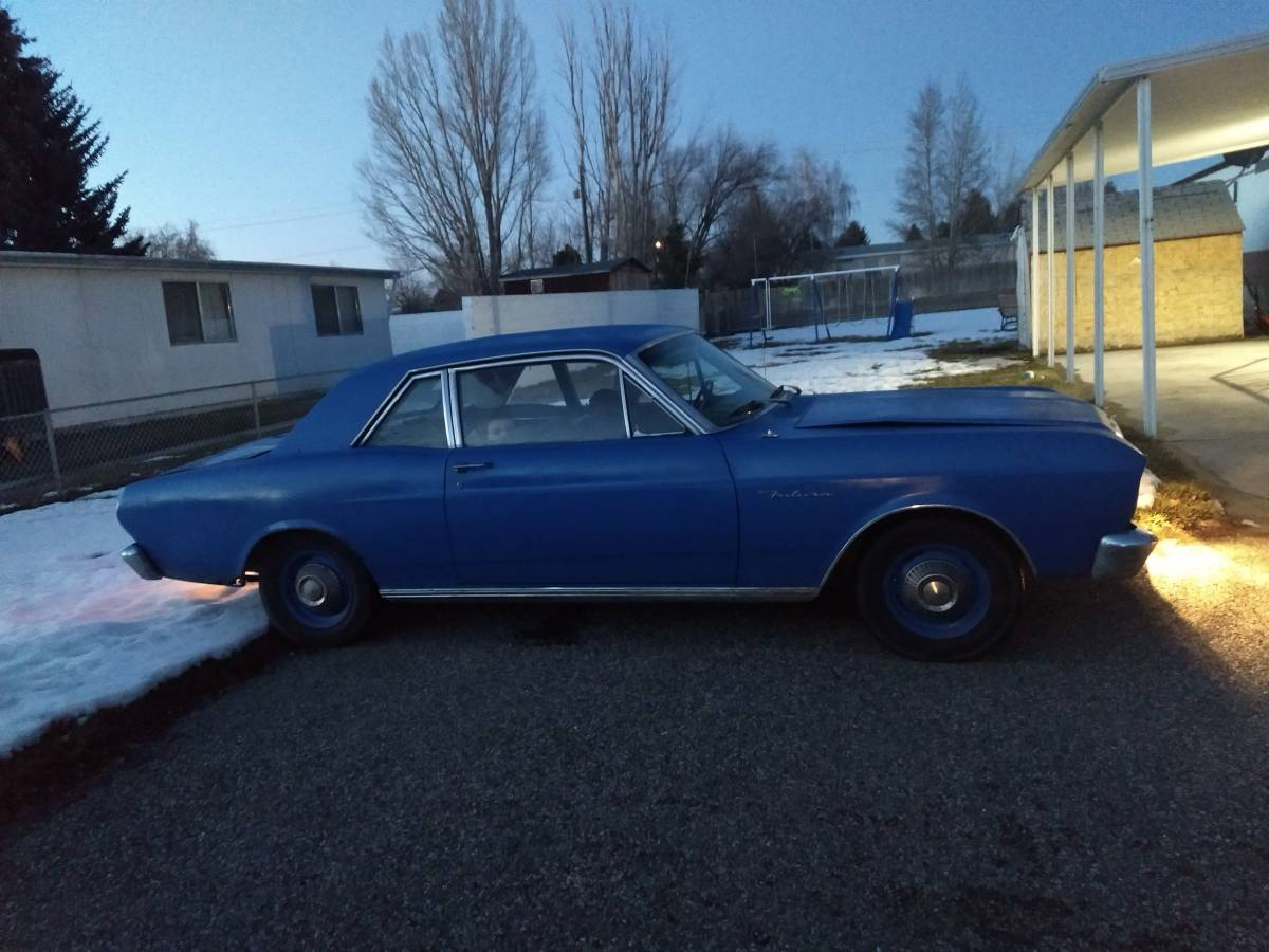 1966 Ford Falcon 2DR Coupe 351 Auto For Sale in Idaho ...